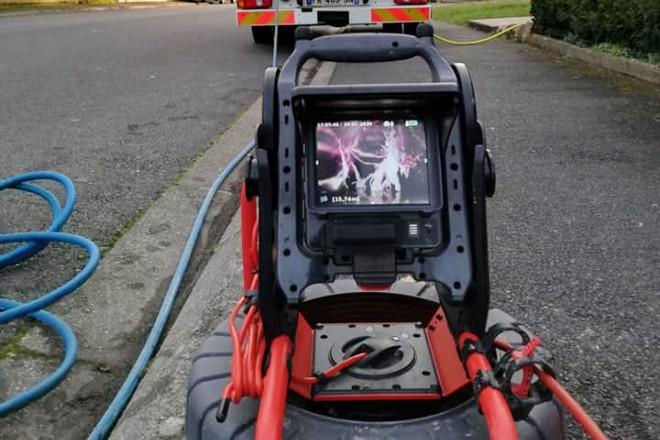 Inspection vidéo de canalisation - 2